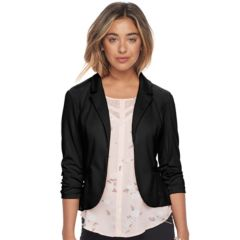 Womens Black Blazers & Suit Jackets - Tops, Clothing | Kohl's