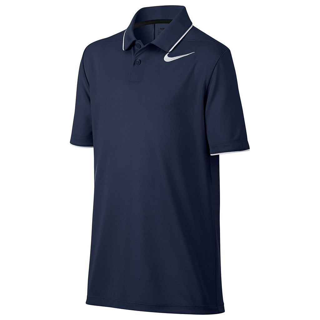 Boys 8-20 Nike Golf Polo