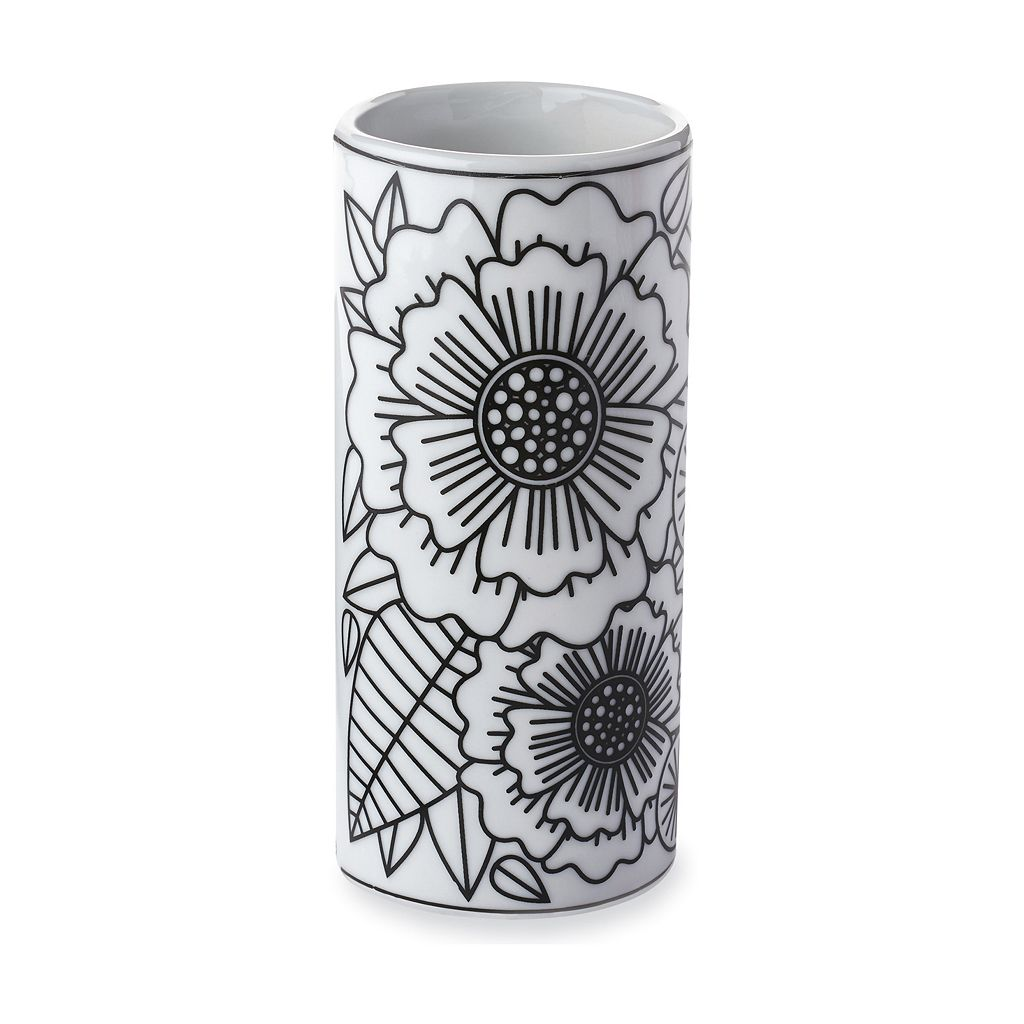 Color Your Own Porcelain Vases by MindWare