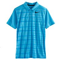 Boys 8-20 Nike Striped Golf Polo