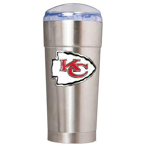 Kansas City Chiefs Eagle Tumbler