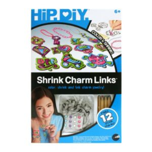 NSI Shrinky Charm Links