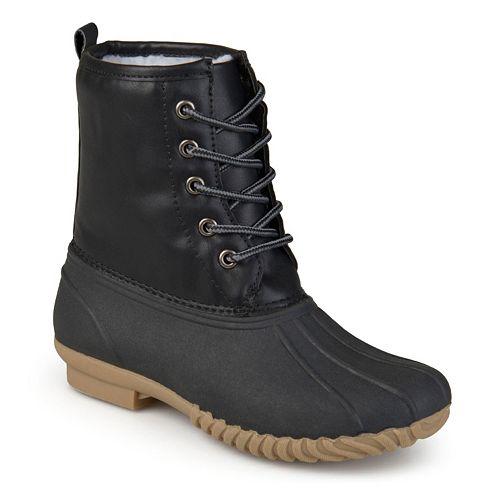 Dreena Girls' Water-Resistant Duck Boots