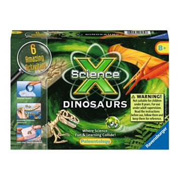 Science X Mini Dinosaurs Kit by Ravensburger