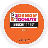 Keurig® K-Cup® Portion Pack Dunkin' Donuts Dunkin' Dark Coffee - 16-pk.