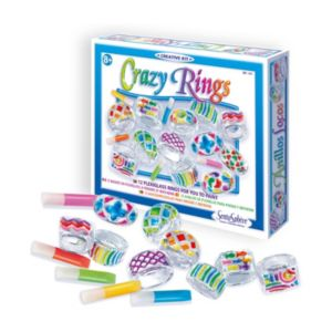 Crazy Rings Creative Kit by SentoSphere USA