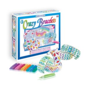 Crazy Bracelets Creative Kit by SentoSphere USA