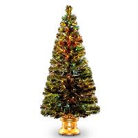 National Tree Company 60-in. Fiber Optic Radiance Fireworks Artificial Christmas Tree