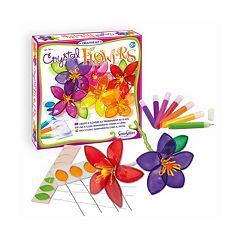Crystal Flowers Creative Kit by SentoSphere USA