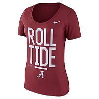 Women's Nike Alabama Crimson Tide Local Spirit Tee