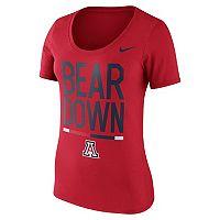Women's Nike Arizona Wildcats Local Spirit Tee