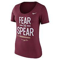 Women's Nike Florida State Seminoles Local Spirit Tee