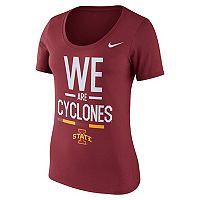 Women's Nike Iowa State Cyclones Local Spirit Tee