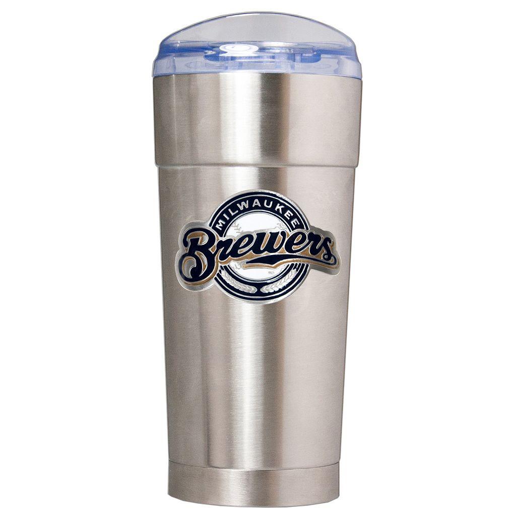 Milwaukee Brewers Eagle Tumbler