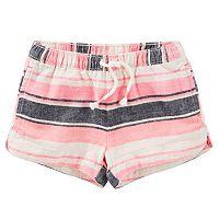 Toddler Girl OshKosh B'gosh® Striped Pattern Shorts