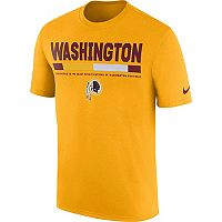Men's Nike Washington Redskins Legend Staff Tee