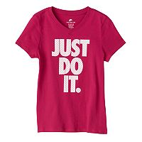 Girls 7-16 Nike Raised Polka-Dot