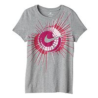 Girls 7-16 Nike Swoosh Splatter Graphic Tee