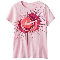 Girls 7-16 Nike Swoosh Splatter Graphic Tee