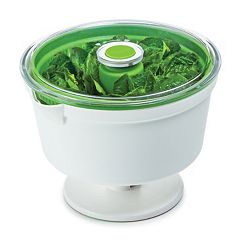 Prep Works Easy Press Salad Spinner