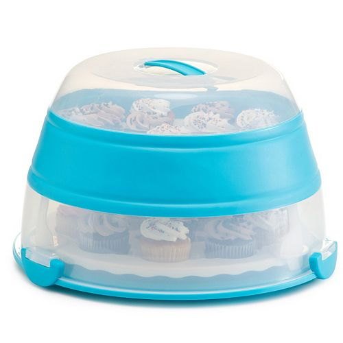 Prepworks Collapsible Cupcake Carrier