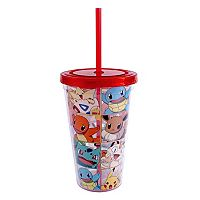 Pokémon Character Grid 16-oz. Cold Cup