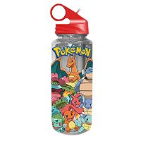 Pokémon Starters 20-oz. Water Bottle