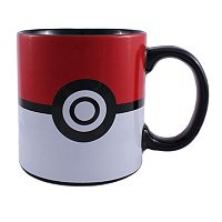 Pokémon Pokeball 20-oz. Ceramic Mug