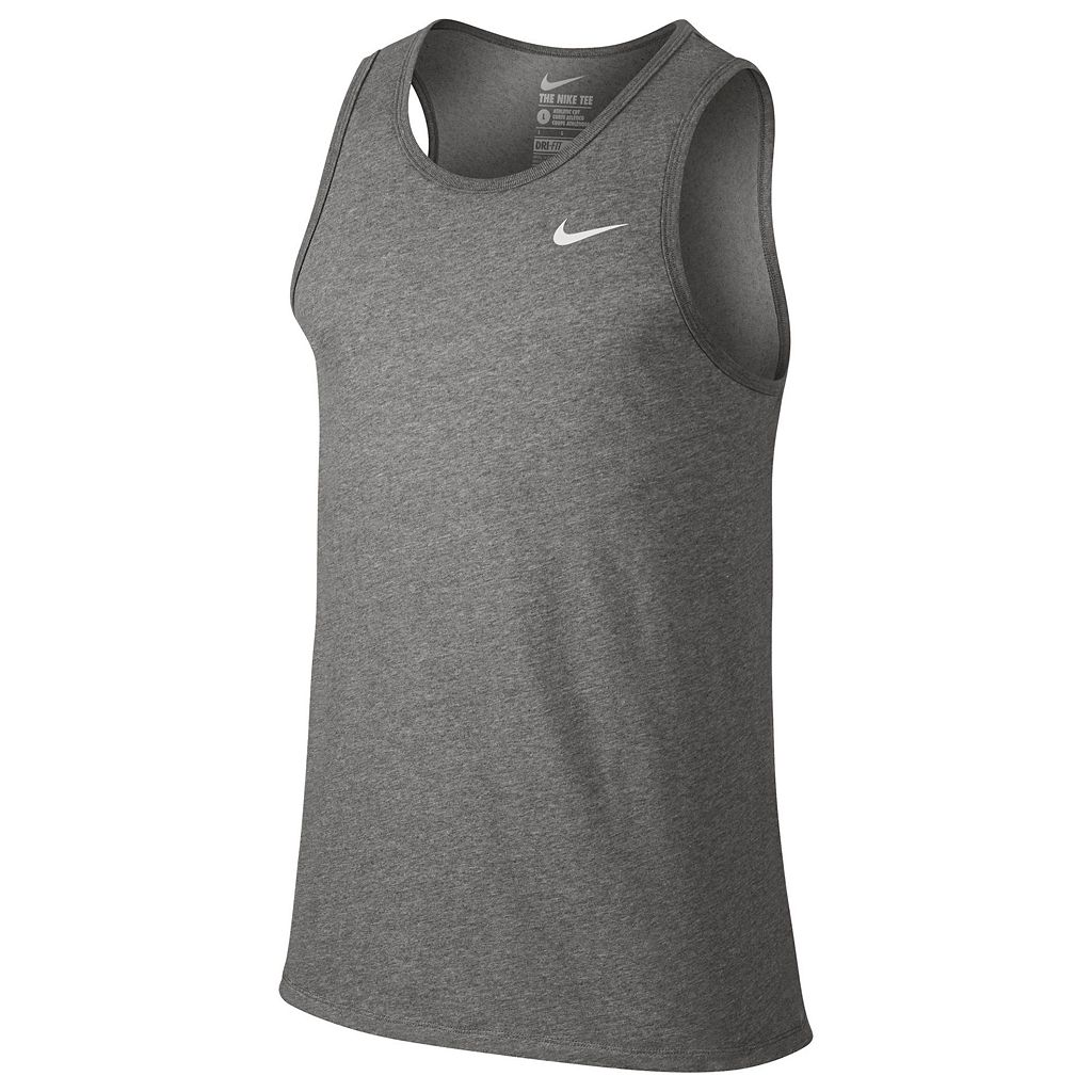 Men's Nike Dri-FIT Swoosh Performance Tank Top