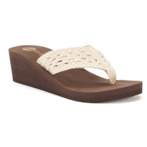Unleashed by Rocket Dog Avril Women's Wedge Sandals