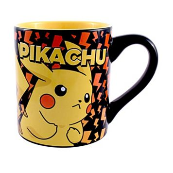 Pokémon Pikachu Action 14 -oz. Ceramic Mug