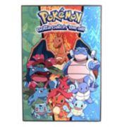 Pokémon Gotta Catch 'em All Characters Wood Wall Art