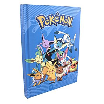 Pokémon Group Logo Hard Cover Journal