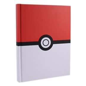 Pokémon Pokeball Hard Cover Journal
