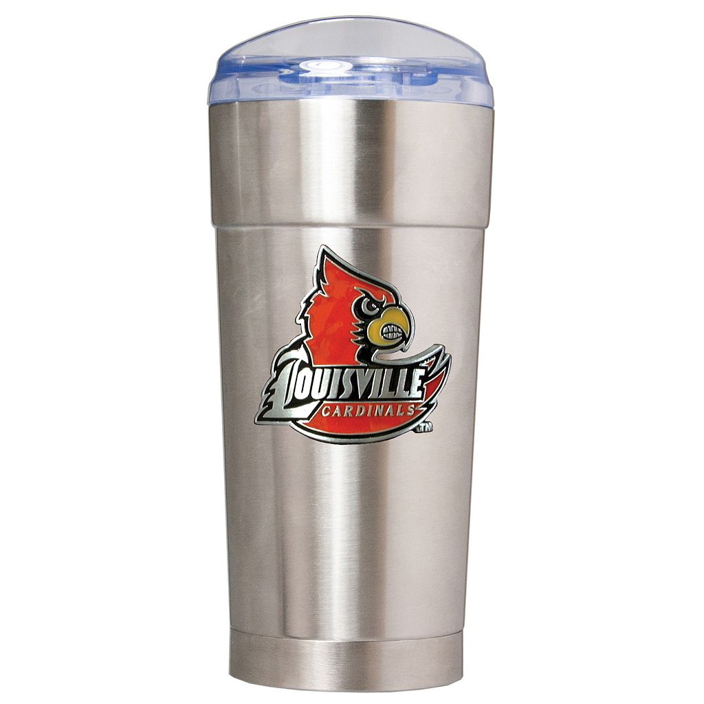 Louisville Cardinals Eagle Tumbler