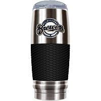 Milwaukee Brewers 30-Ounce Reserve Stainless Steel Tumbler