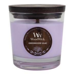 WoodWick Greenhouse Lilac 10.5-oz. Candle Jar