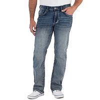 Men's Axe & Crown Slim Bootcut Jeans