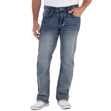 Men's Axe & Crown Slim Bootcut Jeans