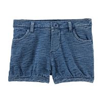 Toddler Girl OshKosh B'gosh® Slubbed Bubble Shorts