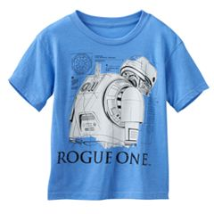 Boys 4-7 Star Wars Rogue One Graphic Tee