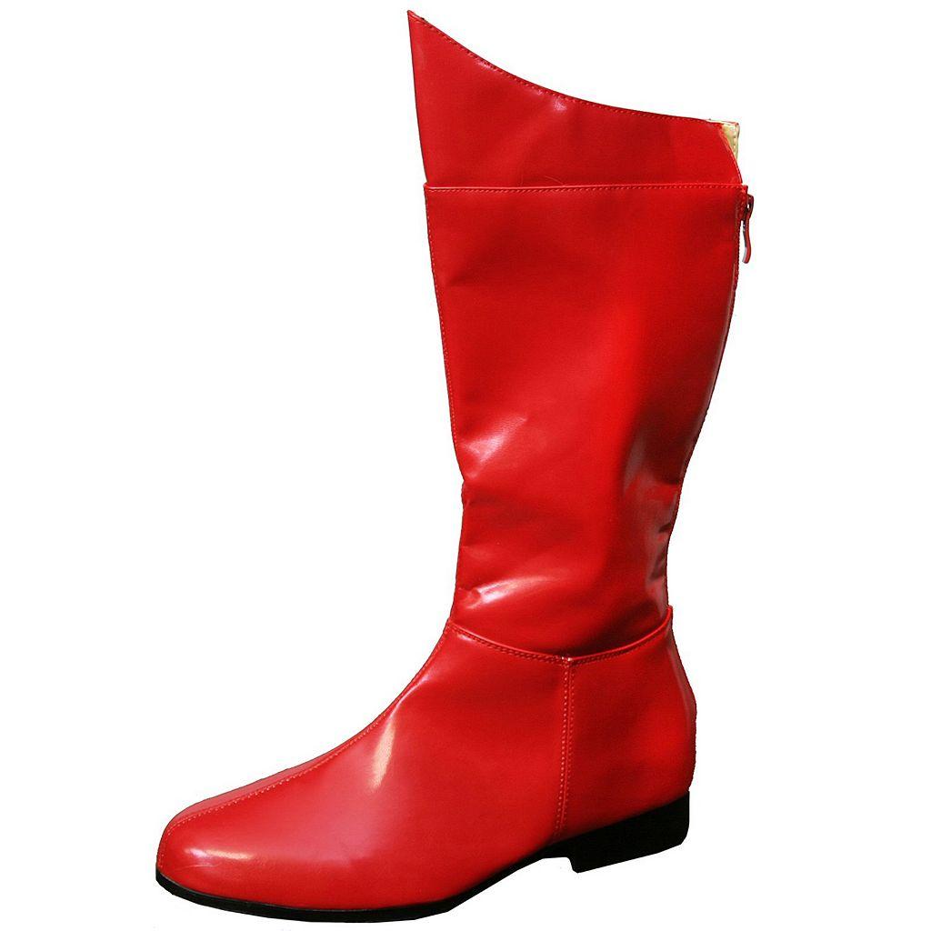 Adult Superhero Costume Boots
