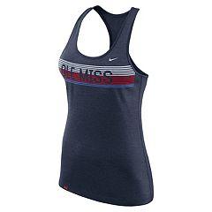 Women's Nike Ole Miss Rebels Dri-FIT Touch Tank Top