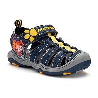 Paw Patrol Toddler Boys' Light Up Sandals