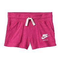 Girls 7-16 Nike Vintage Nep Shorts