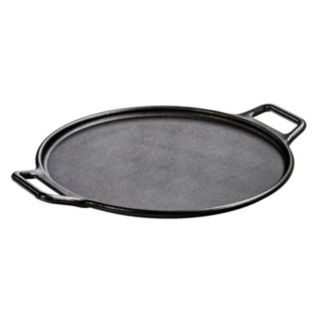 Lodge Pre-Seasoned 14-in. Cast-Iron Baking Pan with Loop Handles