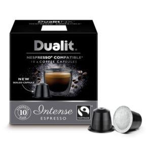 Dualit NX Coffee Intense Espresso Capsules - 60-pk.