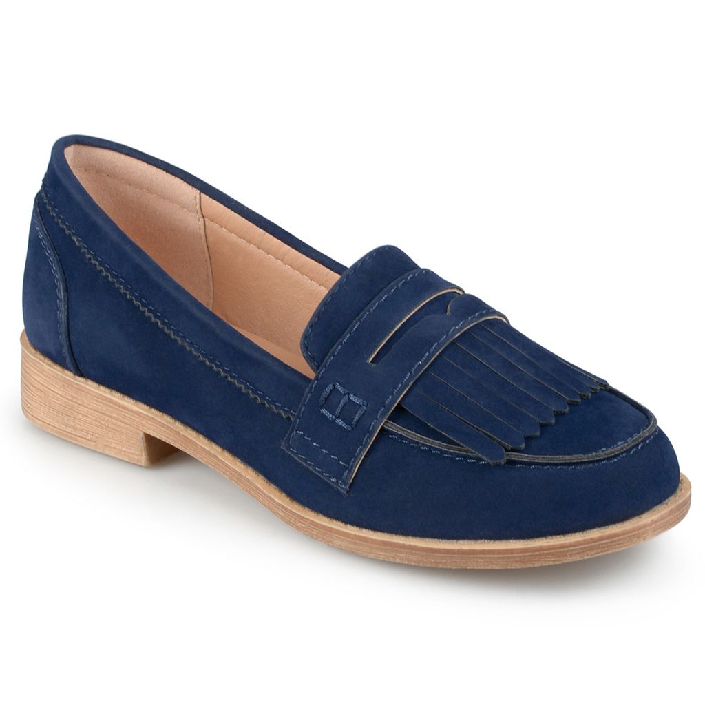 Journee Collection Larue Women's Heeled Loafers