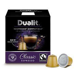 Dualit NX Classic Espresso Capsules - 60-pk.