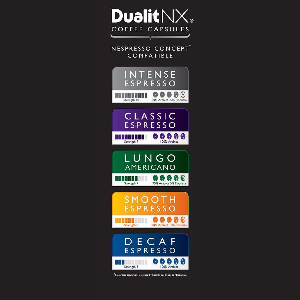 Dualit NX Lungo Americano Capsules - 60-pk.